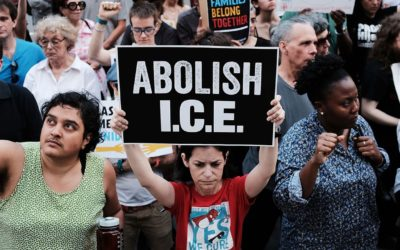 Condemning ICE Terror in Our Communities