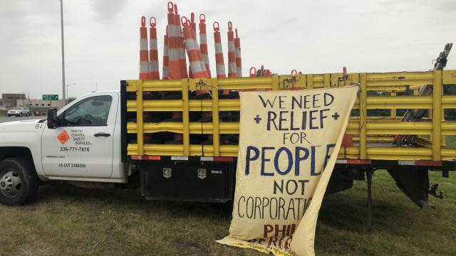 Directly Impacted Workers & Community Members Demand NC General Assembly Act Immediately to Provide COVID-19 Relief