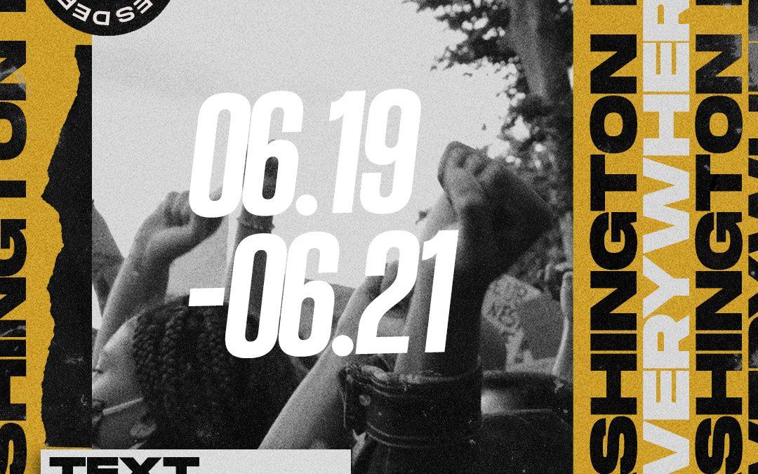 #SixNineteenth: Defend Black Lives on Junteenth
