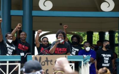 """Never stop applying pressure"": Toppling racism in the Atlanta suburbs"