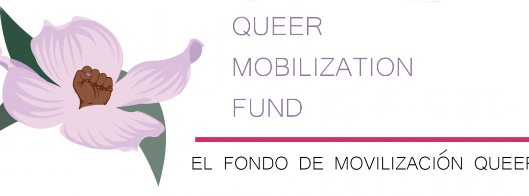 Queer Mobilization Fund is accepting applications for Fall!