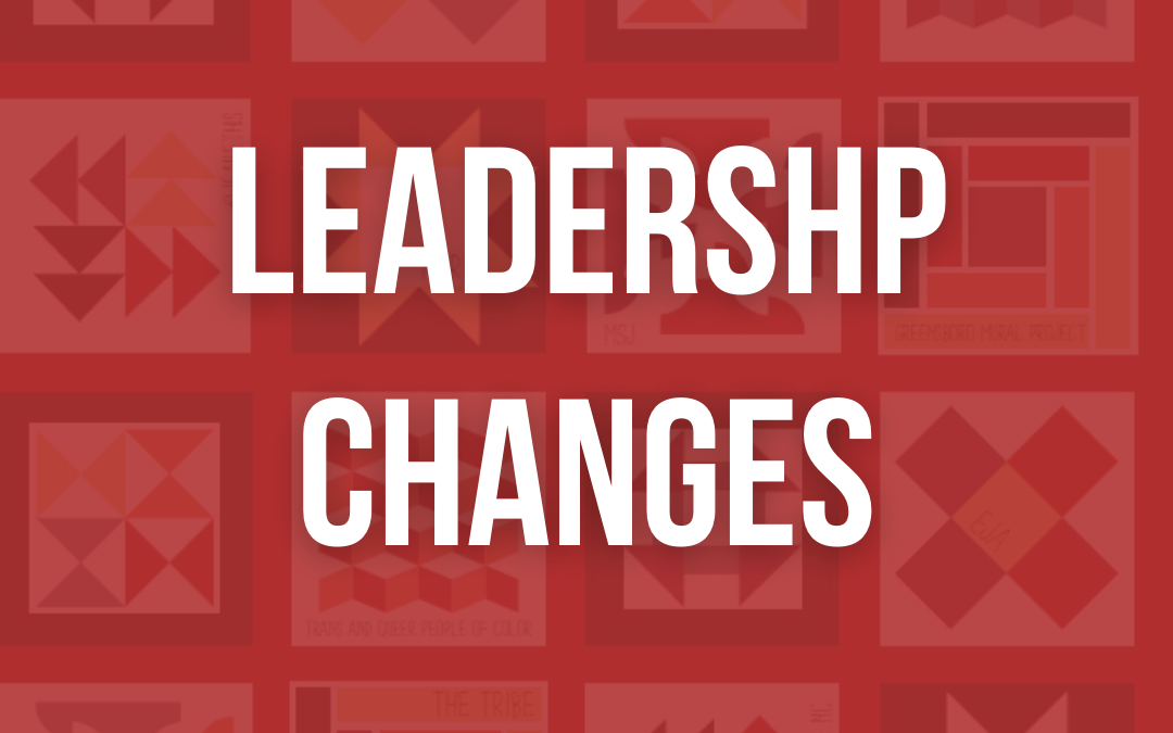 Leadership Changes at Southern Vision Alliance