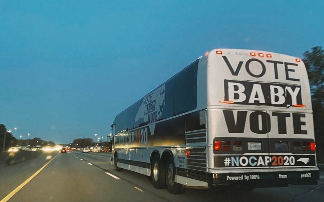 Get Out the Vote: DaBaby and #NoCap