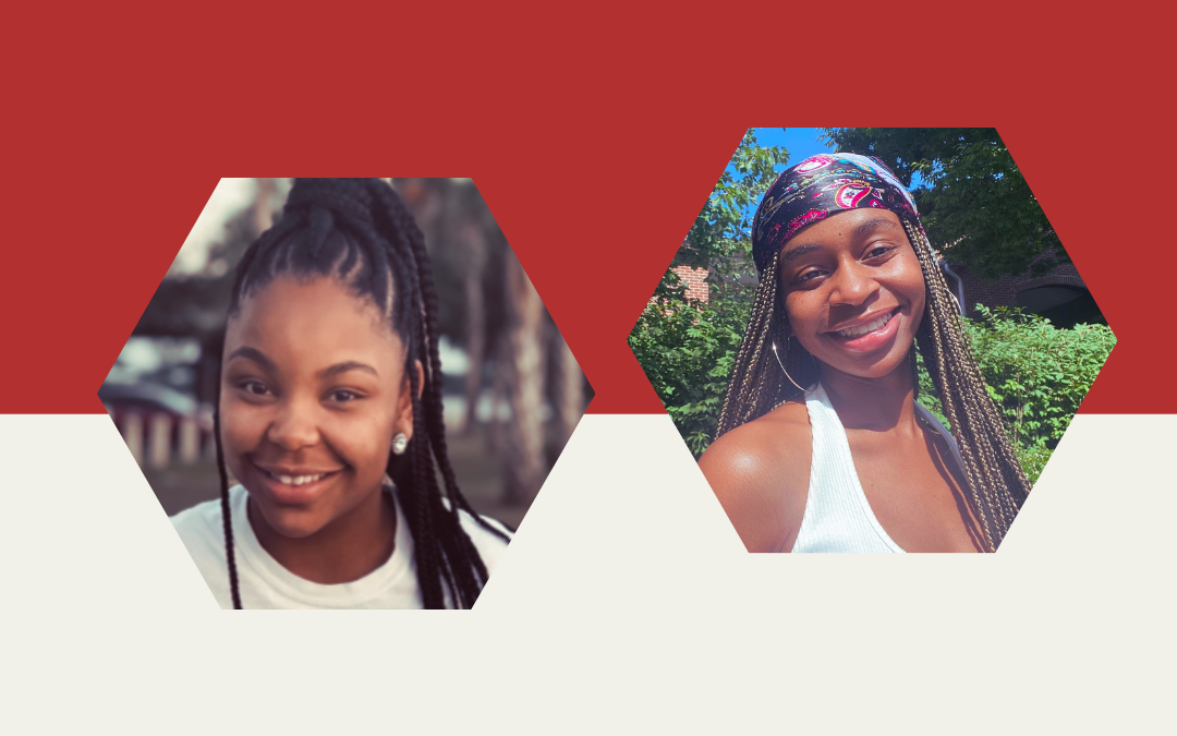 8 questions for our new youth organizers, Kylah & Mya